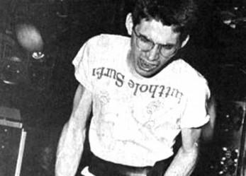 Fists of Love…BIG BLACK CBGB's 1986 Full Set