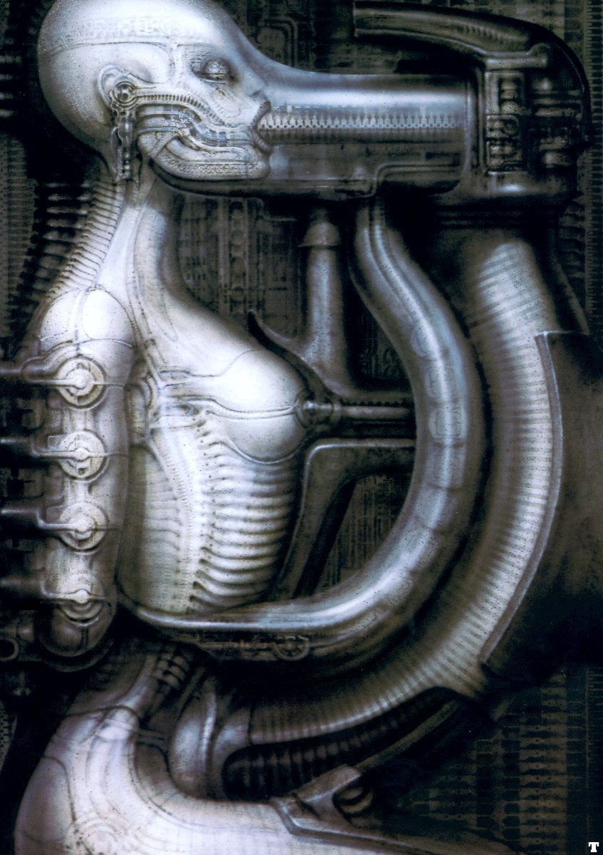 CVLT Nation's Favorite Tumblr Right Now: Daily Giger ... H.r. Giger Art