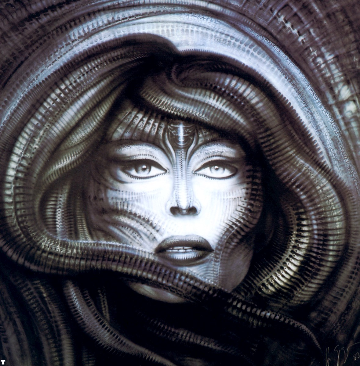 Cvlt Nation S Favorite Tumblr Right Now Daily Giger