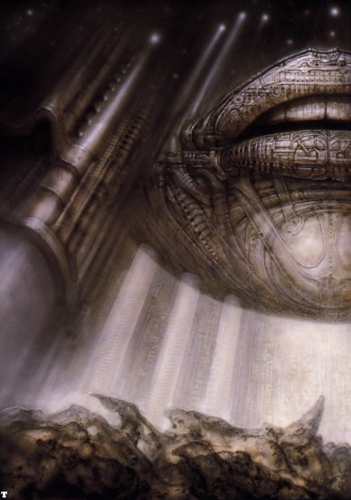 daily giger