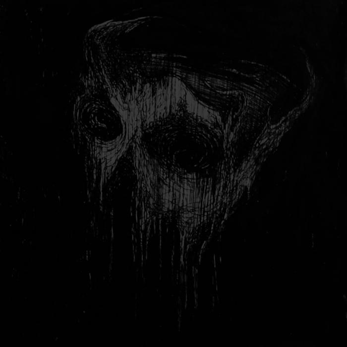 'Eternal Downfall' insert art detail made by album artist Stephen Wilson
