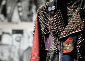 Leather & Studs! Punk in Translation London Town Exhibition
