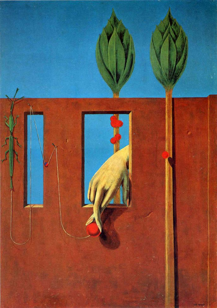 Max-Ernst-At-the-first-clear-word