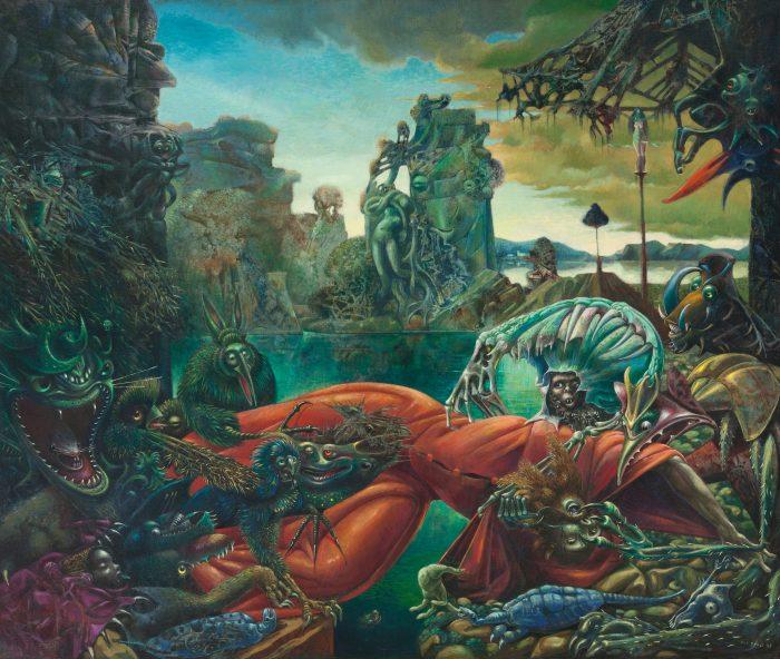 Max-Ernst-Painter