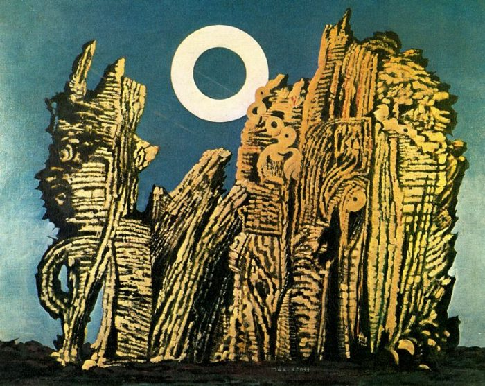 Max-Ernst-The-Gray-Forest