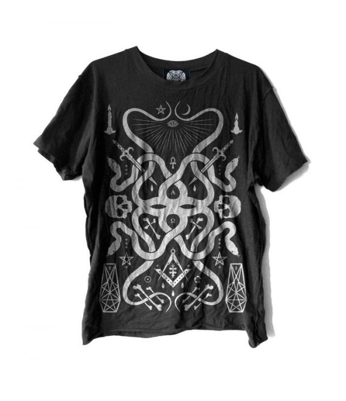 Snake Knot Shirt