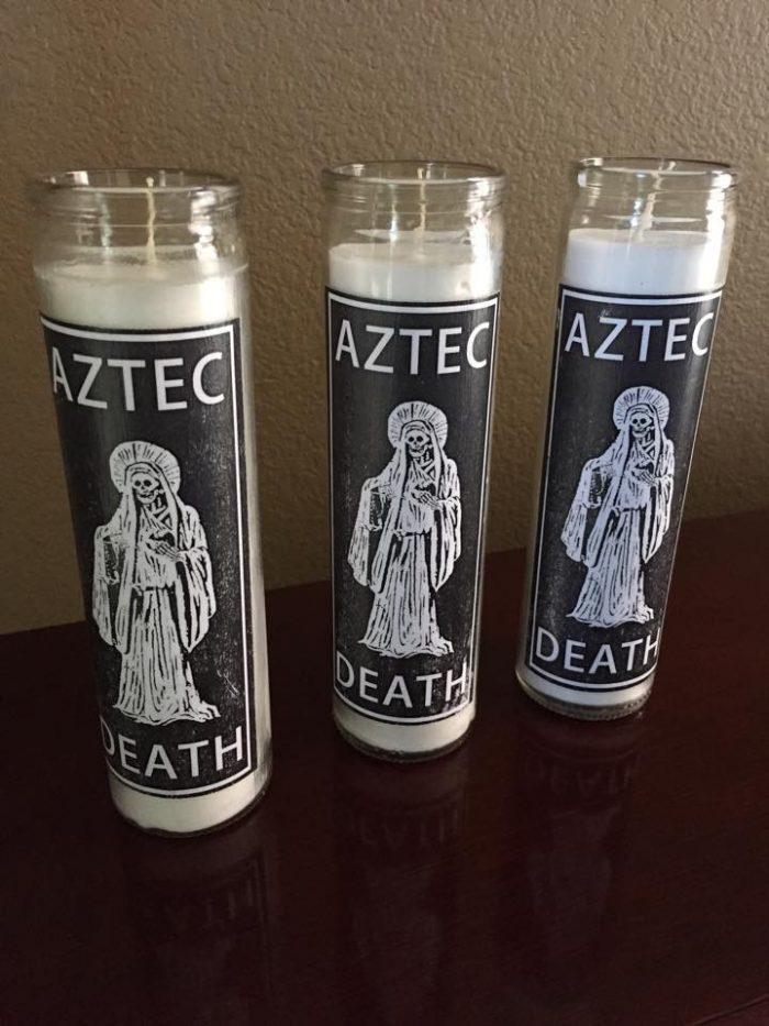 aztecdeathcandles