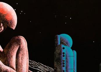 The Post Apocalyptic Psychedelic Art Of DAN McPHARLIN