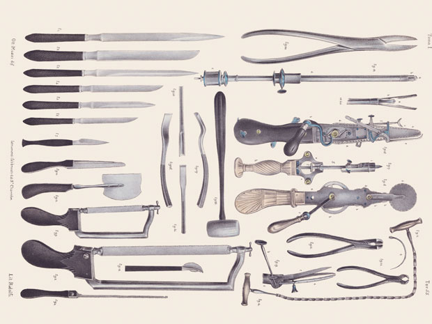 medicalillustration_crucialinterventions_instruments