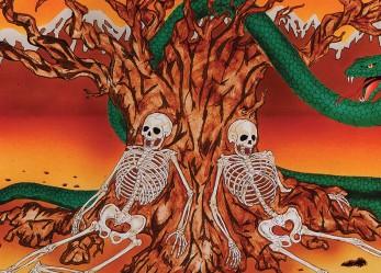 "CVLT Nation Premiere Streaming: OPPROBRIUM's ""Serpent Temptation"""