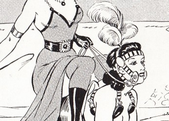 1930's French BDSM Illustrations by Carlo Charléno