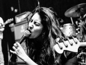 Ladies to the fucking front! <br/>KING WOMAN's Kristina Esfandiari Stands up for Women in Metal