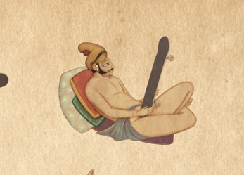 The Kama Sutra For Skaters