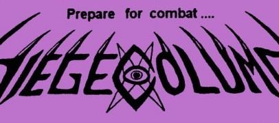 "SIEGE COLUMN ""NOCTURNAL ATTACK FORMATION"" Full Stream"