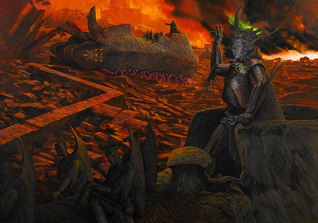Inferno Of HELL... An ...