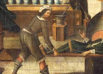 """The Alchemy of Madness: Understanding a 17th Century """"BRAIN SCAN"""""""