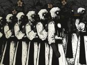CVLT Nation Premiere: BLACK SHAPE OF NEXUS Carrier