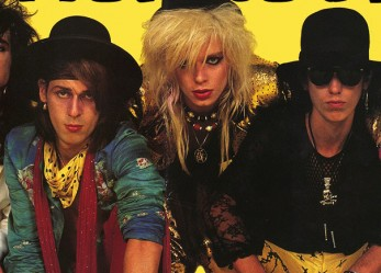 Why Did So Many Punx In The 80's Love HANOI ROCKS? <br/>All Those Wasted Years (Live At The Marquee)