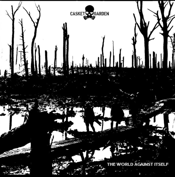 casket garden - The world against itself