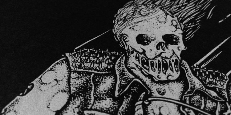 Grave Rider - Screenprint