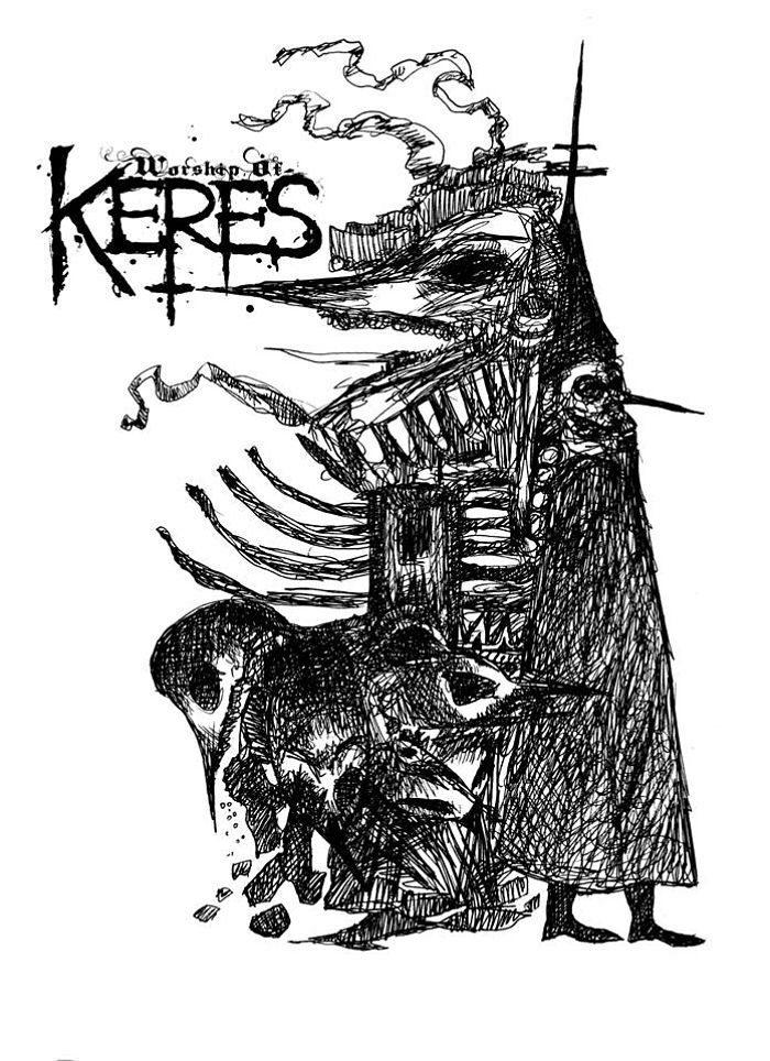 worship of keres