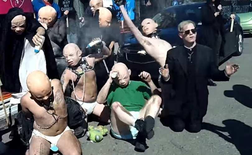 satanic temple babies