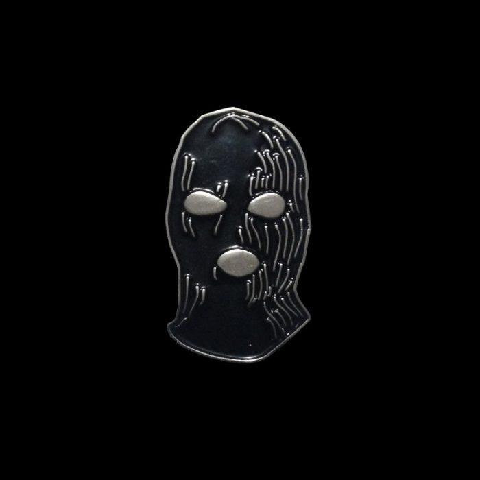 Ski Mask Pin - Personalattack - $8