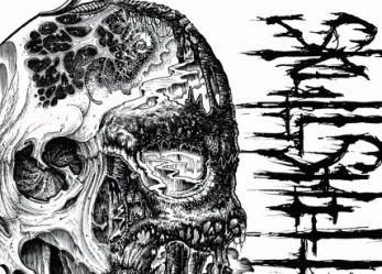 """Skullshitter – """"FERAL LAWS"""" EP Premiere + Tour dates alongside NECROT!!!"""