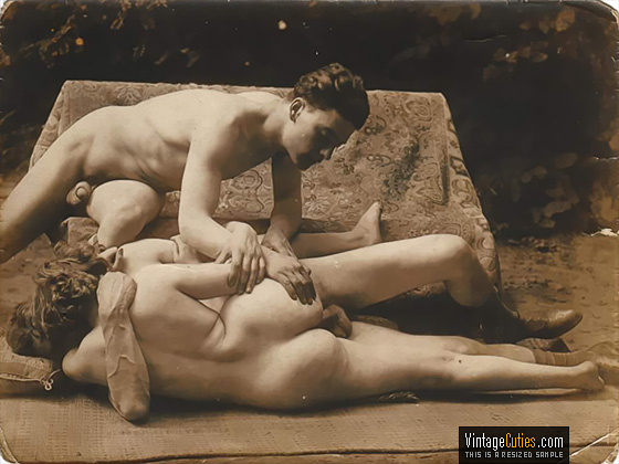 Nsfw Your Great-Great-Grandparents Smut  Cvlt Nation-2436
