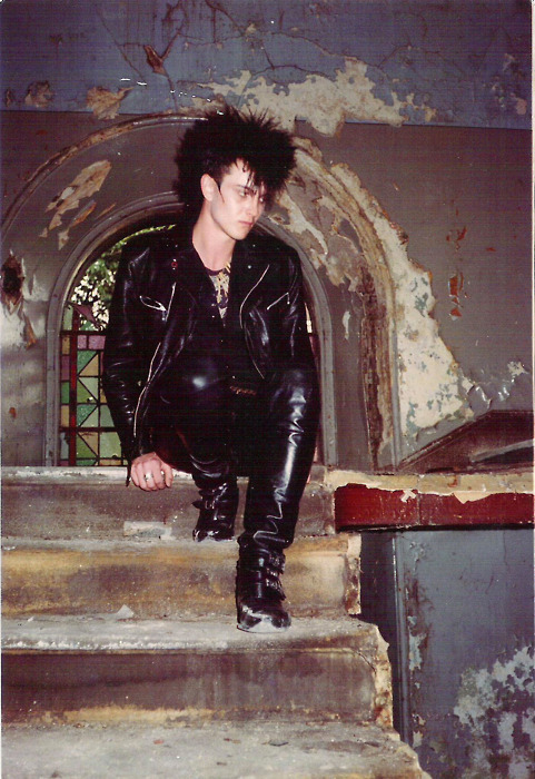 All Black Everything Portraits Of 80 S Deathrock Culture