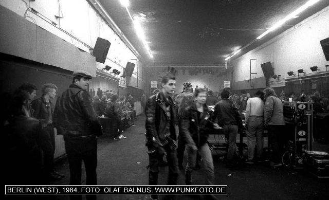 Portraits Of 80s West Berlin Punk Culture Cvlt Nation