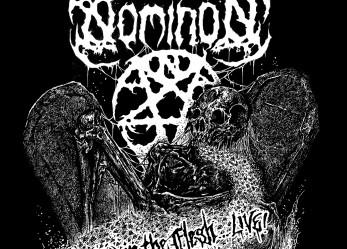 "NOMINON Brutal Live Track Stream ""Mausoleum"""