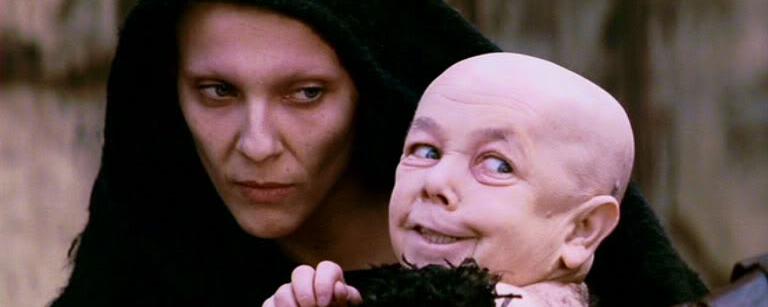 Six Six Six Creepy Portrayals of Satan on Screen -