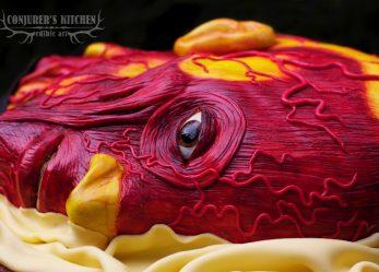 Hannibal Lecter's Favorite Baker… Conjurer's Kitchen