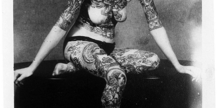 Tattoo Photography: OG Ink Queens… Vintage Tattoo Photography Part II