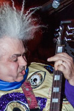 3 the Awesome Way! <br/>MELT BANANA, MELVINS and NAPALM DEATH NYC Photo Essay