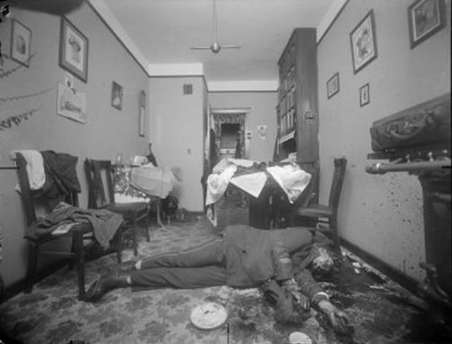 Nsfw Horrifying Crime Scene Photos From 1920s New York City