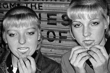 London Skinheads, 1980s (1)