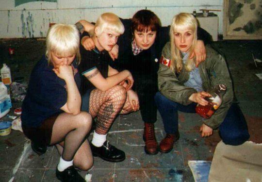 oi oi oi rude girls u2026portraits of skinhead girls