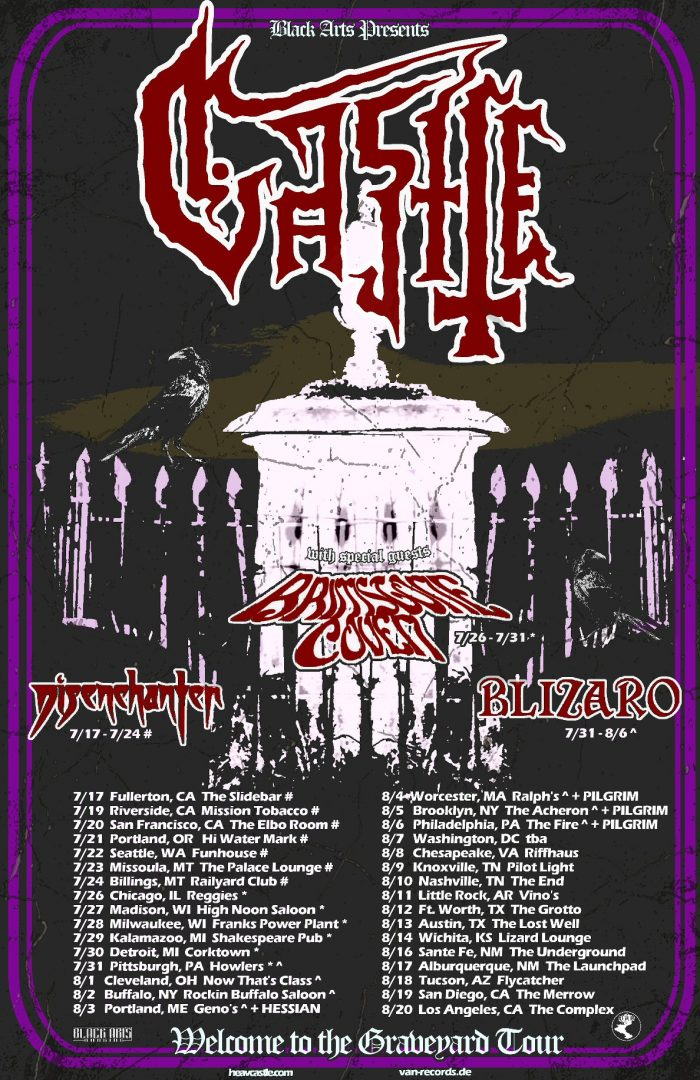 Castle July Poster WEB