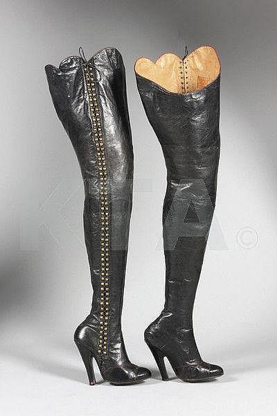 Diana-Slip-Fetish-Boots  Cvlt Nation-5464