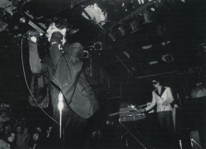 SUICIDE at CBGB's