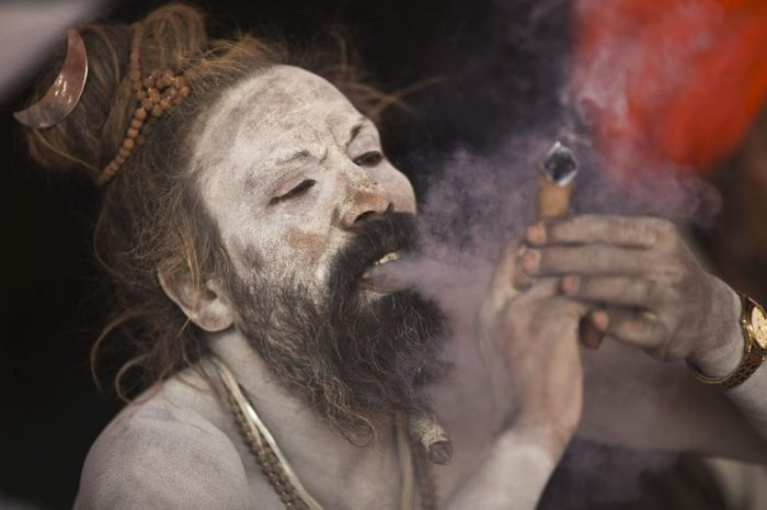 Incredible ImagesThe Cannibal Monks of Varanasi | CVLT Nation
