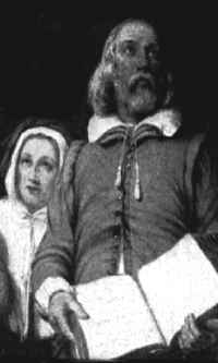 Martha & Giles Corey