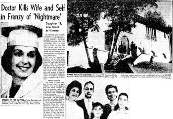 Original Newspaper Cutout