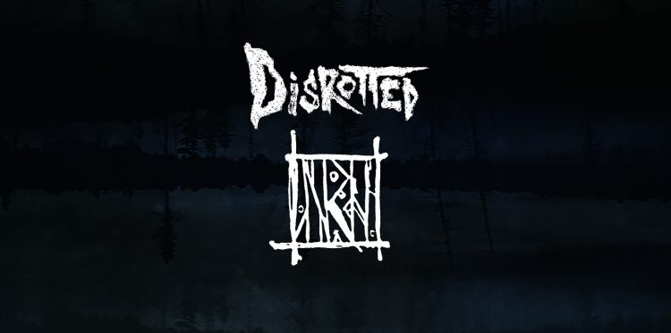 Crushed by Behemoths: DISROTTED / IRN Split Review – Stream