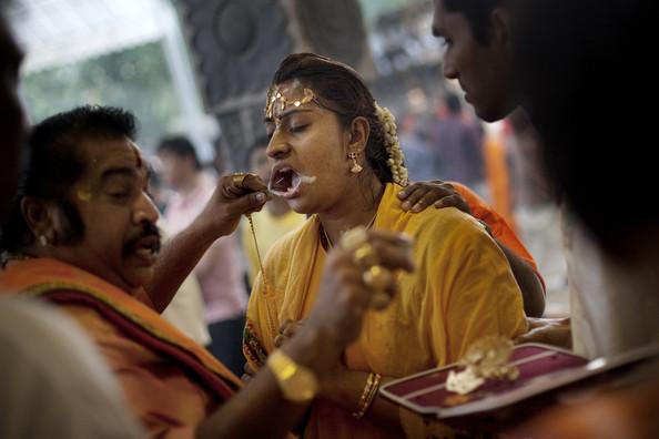 Singapore+Hindus+Celebrate+Thaipusam+Festival+LaZL67a6Xuyl
