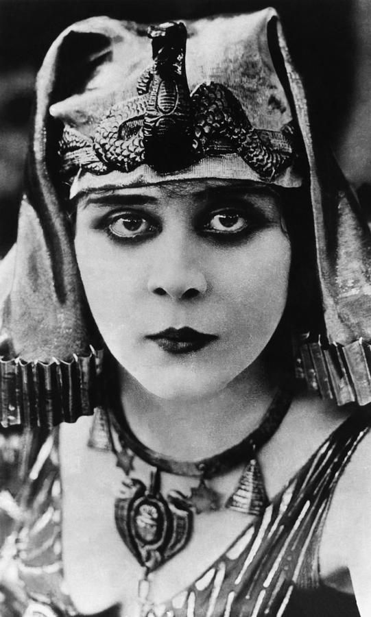 Theda Bara Centenary Of An American Vampire The Joan Craig Interview