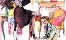 bernard montreail erotische femdom zeichnungen
