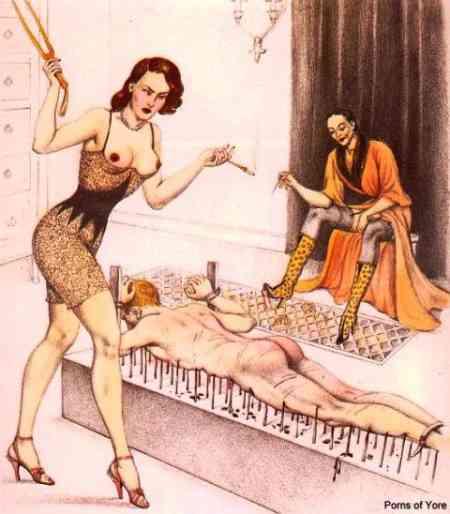 erotic bondage webcomic